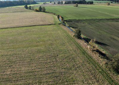 Landwirtschaftliche Umgebung